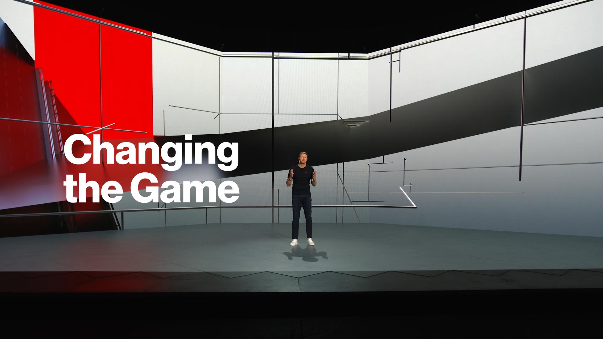 Verizon CES Keynote - Changing the Game