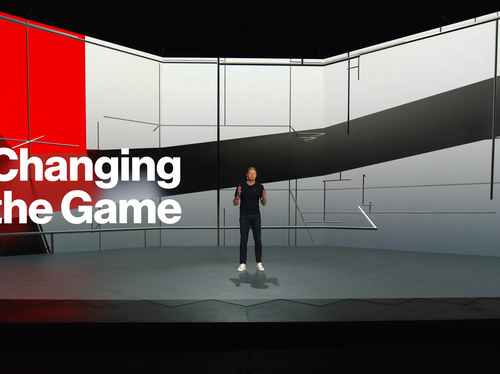 Verizon CES Keynote - Changing the Game