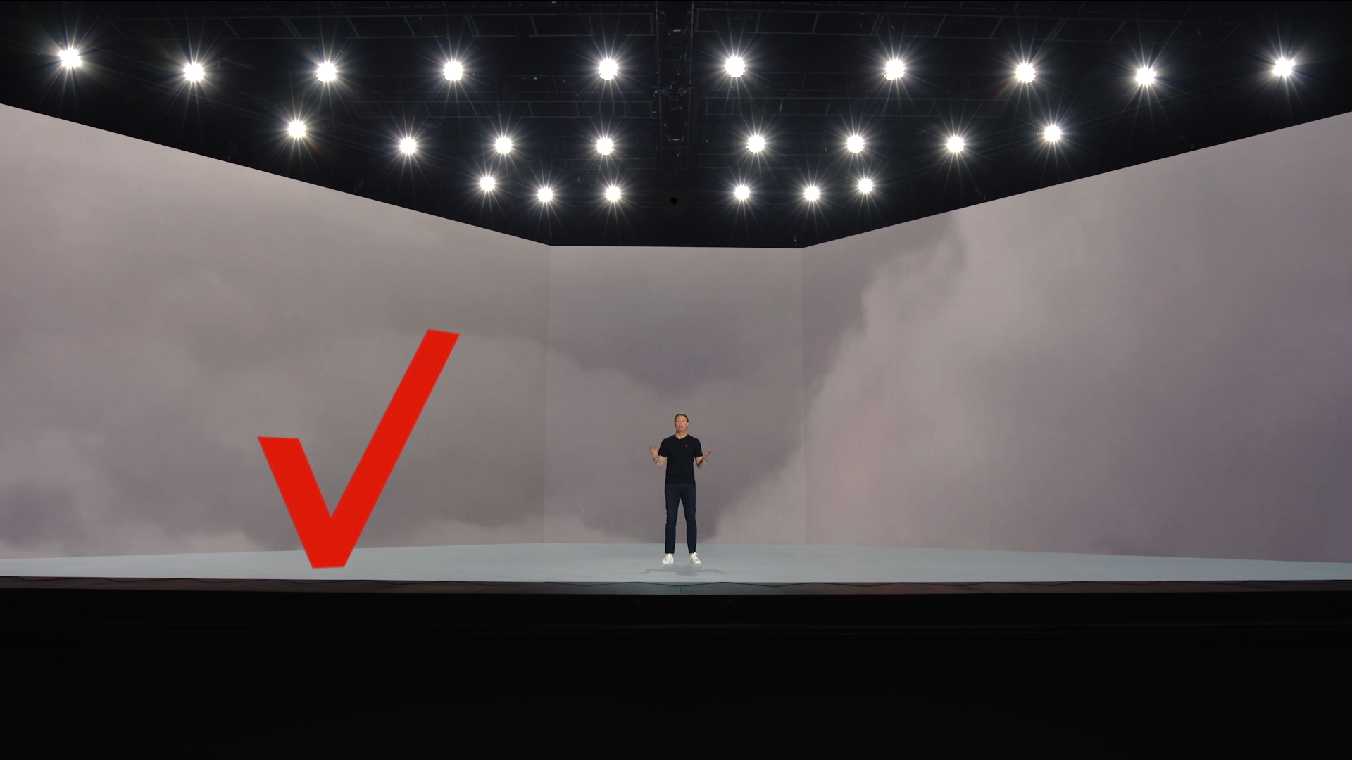Verizon CES Keynote - Check