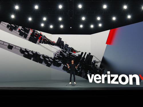 Verizon CES Keynote - Hero