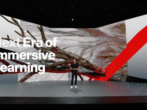 Verizon CES Keynote - Learning