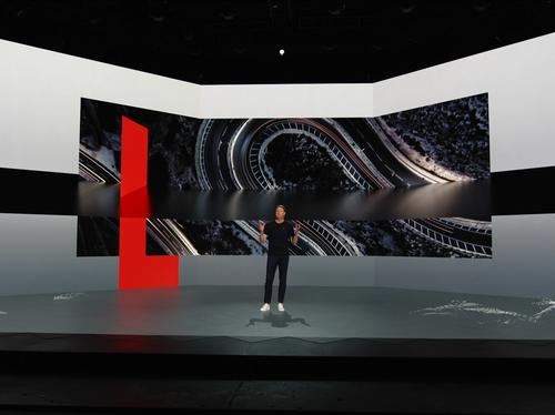Verizon CES Keynote - New City