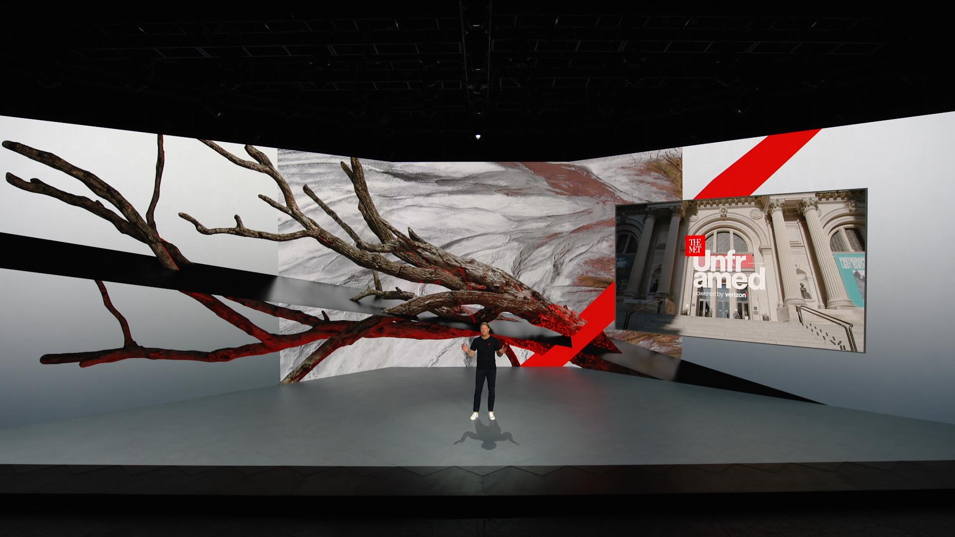 Verizon CES Keynote - The Met