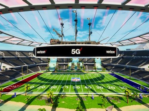 5G Stadium in Fortnite Creative - 1