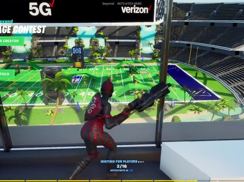 4- Coverage Contest Gameplay