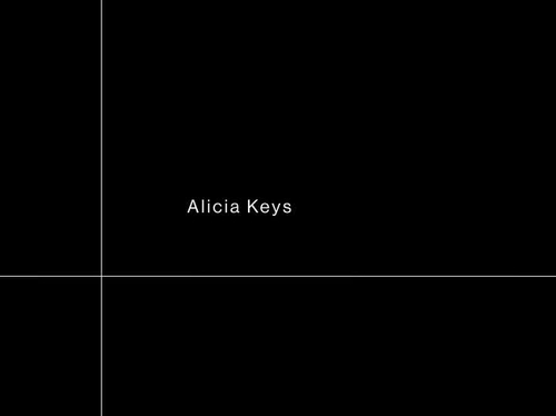 5 - Alicia Keys - Video