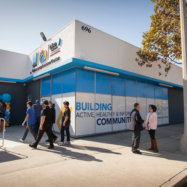 L.A. Care Health Plan y Blue Shield of California Promise Health Plan inaugurarán su primer Centro de recursos comunitarios compartido