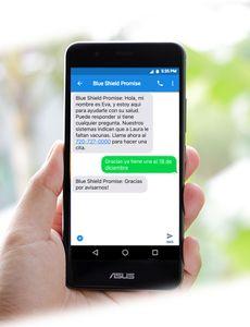 Blue Shield of California Promise Health Plan ayuda a los miembros de Medi-Cal a recibir atención de calidad con mensajes de texto oportunos y culturalmente relevantes