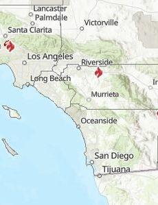 Blue Shield Promise ofrece ayuda a sus miembros afectados por los incendios en California