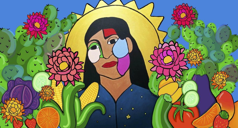 Artistas de nueve condados de California  crean obras originales para promover la salud de los  miembros de Blue Shield of California durante la pandemia de COVID-19.