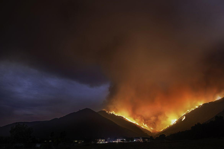 Blue Shield of California ofrece ayuda a los miembros afectados por los incendios en California.
