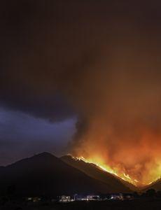 Información sobre asistencia para los miembros de Promise Health Plan afectados por los incendios forestales.