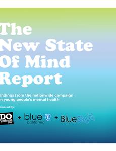 La iniciativa BlueSky de Blue Shield of California y DoSomething.org lanza la primera guía de consejos de salud mental escrita para y por los estudiantes.