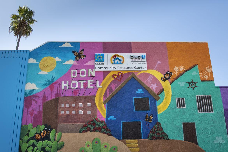 L.A. Care Health Plan y Blue Shield of California Promise Health Plan celebran su nuevo Centro de Recursos Comunitarios en Wilmington