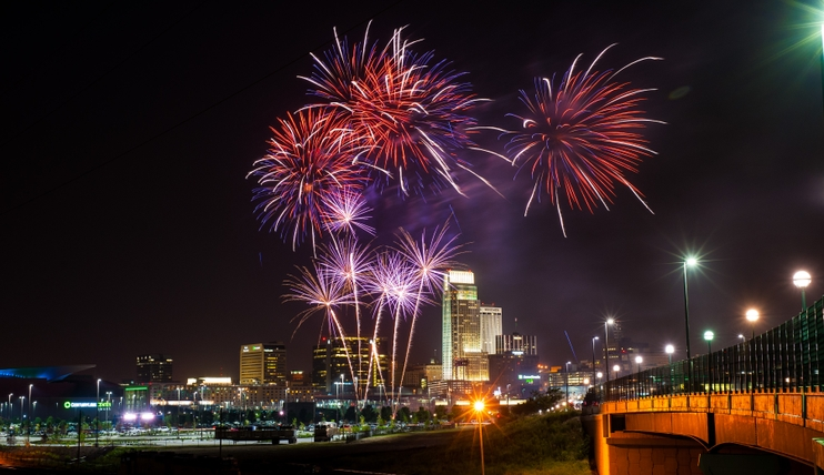 2019 Best Places for 4th of July Celebrations
