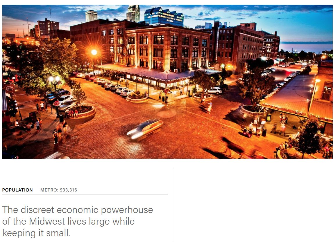 Americas Best Small Cities