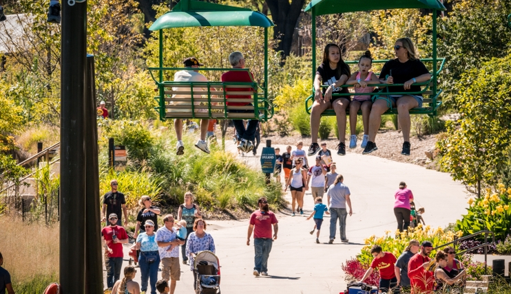 Omaha's Henry Doorly Zoo and Aquarium® Sets Economic Impact Record for City and State in 2016