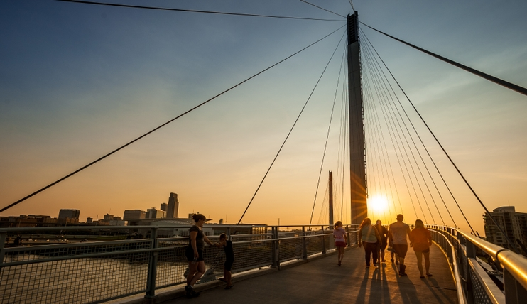 6 Cool Pedestrian Bridges You Should Walk Across