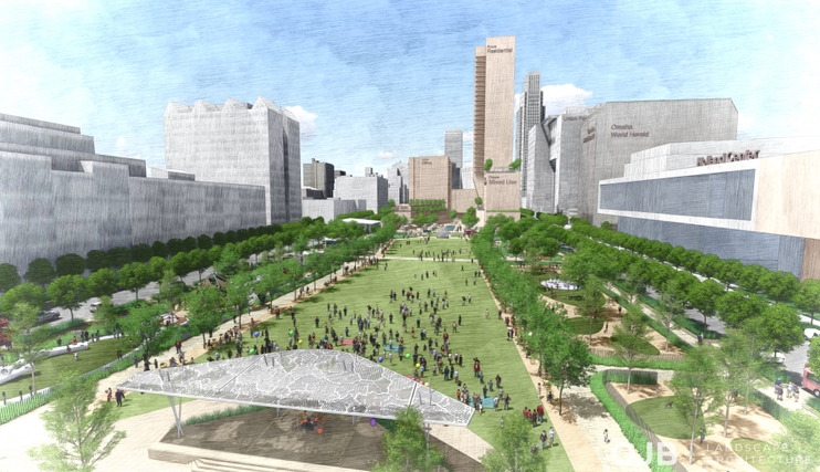 Omaha Convention District Revitalization
