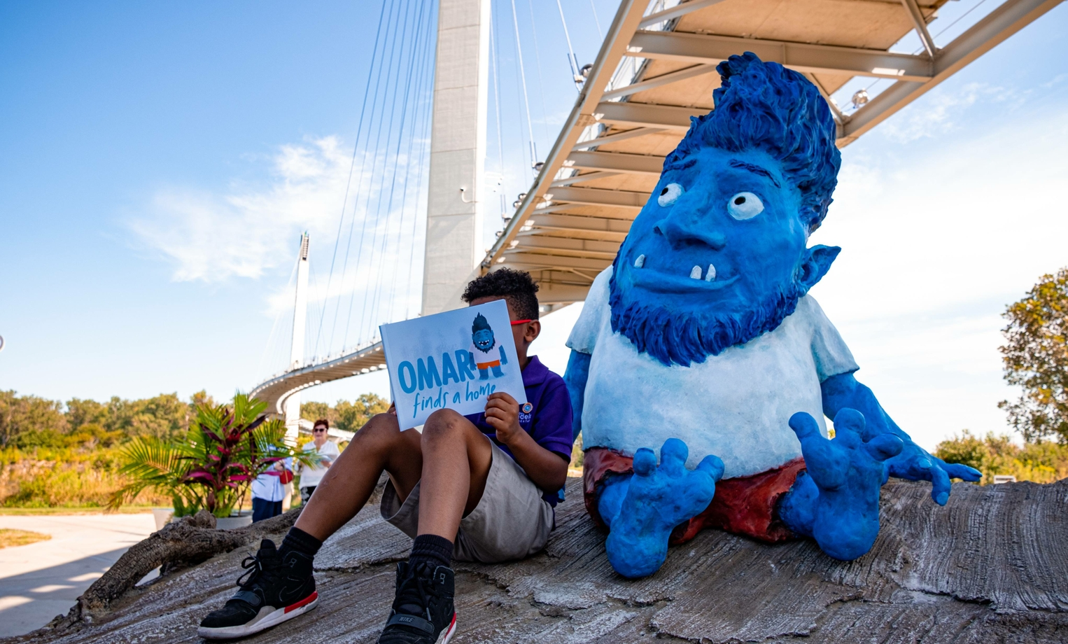 Visit Omaha's OMAR the Troll Wins Big