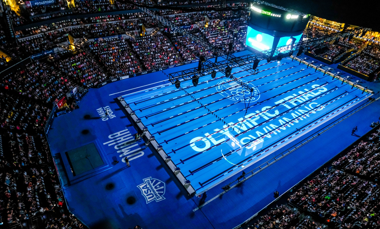 U.S. Olympic Swim Trials Proves to be a Beacon of Hope for Omaha