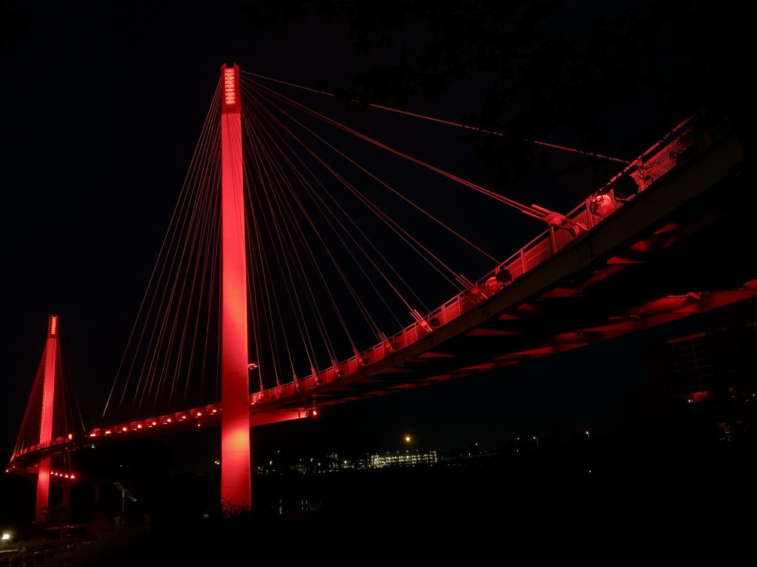Bob Kerrey Pedestrian Bridge 1