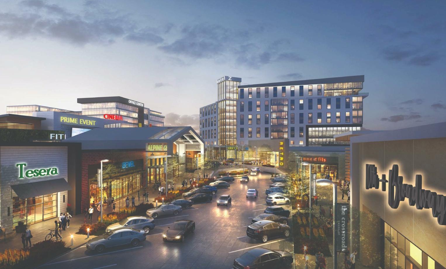 Omaha Development Surge Continues