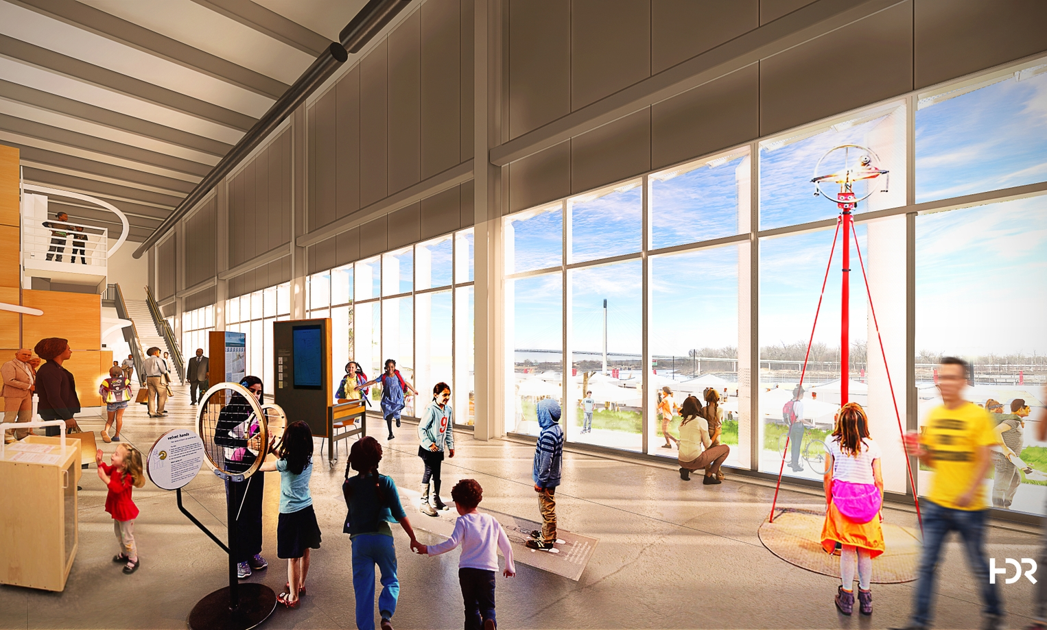 Innovative Science Center will Add New Attraction to Omaha's Riverfront