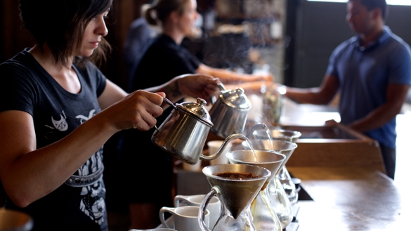 Inside Portland's Rich Coffee Culture History