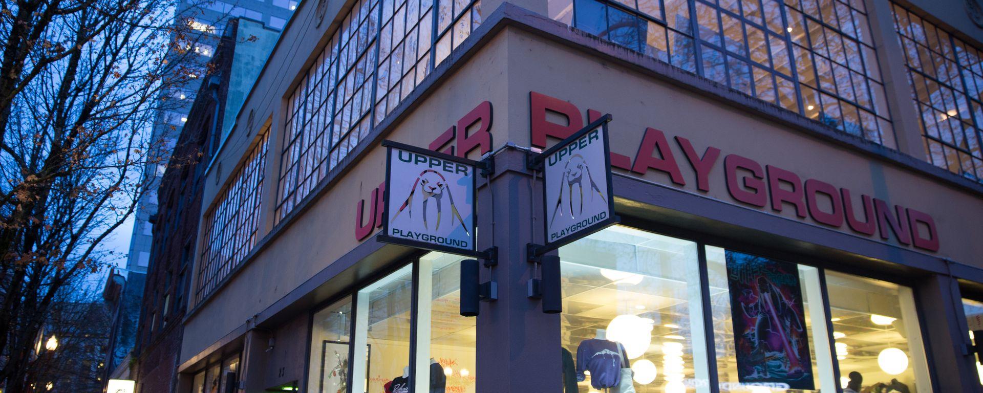 Upper Playground Streetwear Shop