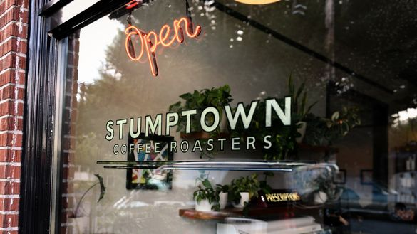 Original Stumptown Coffee on SE Division Street