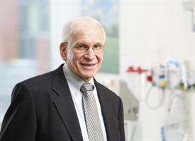 Messing Honored for Career of Innovation and Leadership in Urological Care