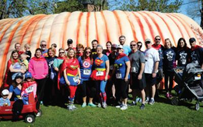 6th Annual Walk Run To Benefit Colon Cancer Education Research Urmc Newsroom