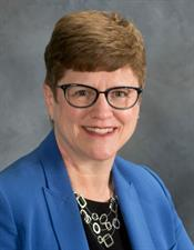 Dr. Colleen Fogarty, chair of the Department of Family Medicine