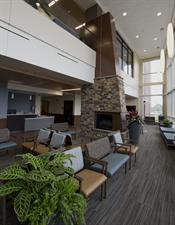 Picture of atrium