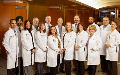 Members of the Neurology and Neurosurgery Program at Strong Memorial Hospital