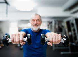exercise helps symptoms of Parkinson's disease