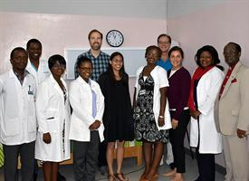 radiologists in Zambia