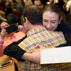 102 fourth-year SMD students will open envelopes to learn their residency fates on Friday.