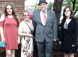 Family of  heart transplant recipient Donald Tuffley