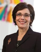 Headshot of Lydia Rotondo, DNP, RN, CNS. Rotondo is associate dean of education and student affairs