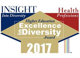 Health Professions HEED Award logo