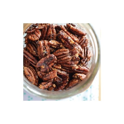 Toasted Spiced Pecans