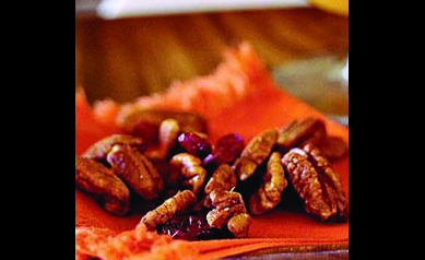 Orange Chipotle-Spiced Pecan Mix