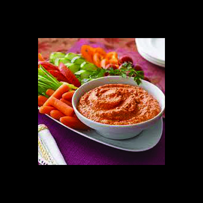 Sun-dried Tomato and Red Pepper Dip