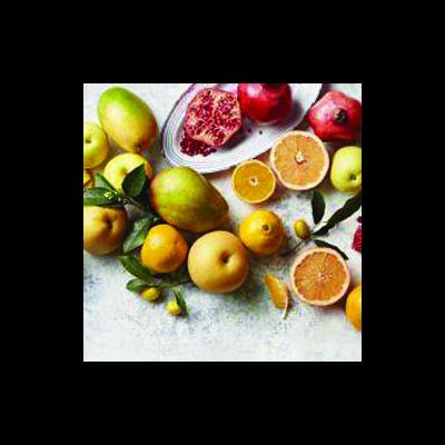 Winter Fruit Salad