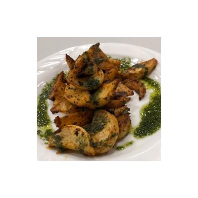 Roasted Turnips w/ Paprika & Poppy Seeds