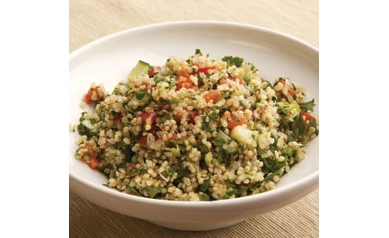 Traditional Tabbouleh Salad