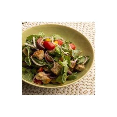 Tomato Panzanella Salad