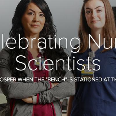 Celebrating Nurse Scientists